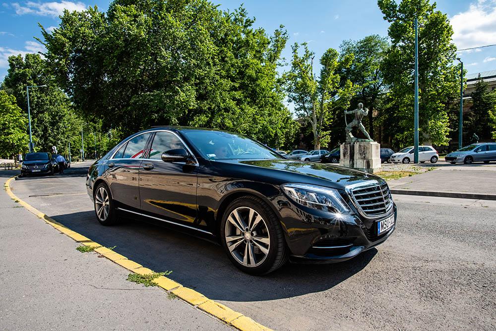 Bérelj luxusautót az esküvődre!